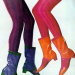 collants et boots 1966